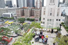 photo essay the diverse neighbourhoods of downtown l a westjet pedestrian friendly dtla is in the midst of a renaissance