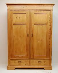 Second Hand Pine Bedroom Furniture Pine Wardrobe Closet Wardrobe And Bedroom Storage Pinterest