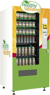 How To Get A Vending Machine At Work Delectable Healthy Vending Vending Solutions
