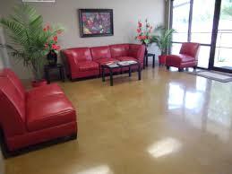 Painted Concrete Floors Decorative Painting Concrete Floors With Epoxy Design Combine With