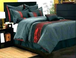 red and black bed set – mandmbakery.co