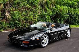 1998 ferrari f355 3.5 berlinetta 2dr. Used Ferrari F355 For Sale Right Now Cargurus