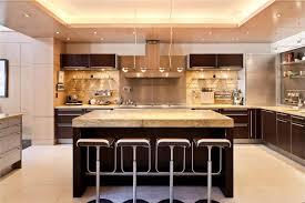 Home Interior Design Kitchen Kitchen Stylish Kitchen Design On Modern Home Interior Ideas