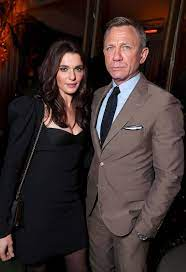 Rachel Weisz, Daniel Craig's ...
