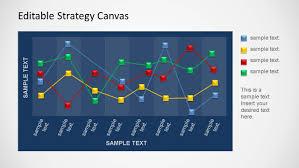 Editable Strategy Canvas Powerpoint Template Slidemodel