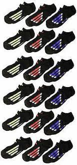 Adidas Boys Socks Size Chart Adidas Kids Boys Girls Cushioned No Show Socks 6 Pair Choose Sz Color Ebay
