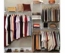 hanging closet storage solutions