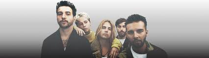 <b>Nothing But Thieves</b> in Kyiv - tickets to 21 March 2020, 20:00 ...
