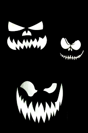 Available in png and vector. Eerie Glowing Halloween Shadow Boxes Free Svg File Download
