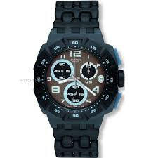 men s swatch follow the track chronograph watch suim401 watch mens swatch follow the track chronograph watch suim401