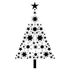O christmas tree svg bundle $6.99. Abstract Snowflake Christmas Tree By Karen Arnold Free Svg
