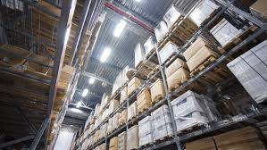 choosing efficient warehouse lighting