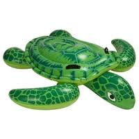 <b>Надувная игрушка</b>-<b>наездник Intex Морская</b> черепаха Лил 57524 ...