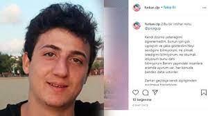 Son dakika: Türkiye Furkan Celep'e ağlıyor! Not bırakıp intihar etti... -  Son Dakika Haberler Milliyet