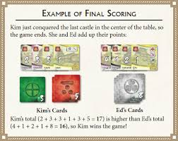 The game of war ends when one player has won all of the cards in the deck. How To Play Age Of War Official Rules Ultraboardgames