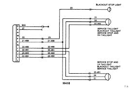 jeep cj wiring diagram trailer wiring diagram for jeep cj7 trailer wiring diagram for military trailer question page 4 jeepforum