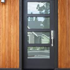 aluminium front doors woodcraft windows