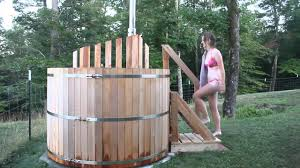 vermont sauna and hot tub wood fired saunas and tubs hand built in vermont you