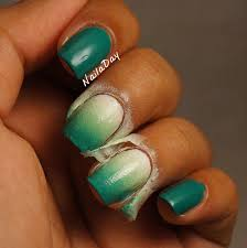 sinful colors rise shine. NailaDay: Sinful Colors Rise And Shine Gradient With Sally Hansen Fuzz-Sea Sinful Colors Rise Shine