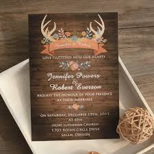 wood antler flower rustic wedding invites ewi417 as low as $0 94 Rustic Wedding Invitation Cards wood antler flower rustic wedding invites ewi417 as low as $0 94 wood rustic wedding invitation cardstock