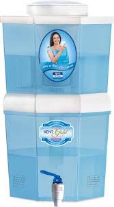 water purifier. Kent Gold Optima (11016) 10 L Gravity Based Water Purifier