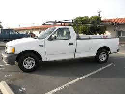 Find a Cheap Used 2002 Ford F150 Long Bed Pickup Truck Rack and ...