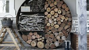 11 Firewood Storage Ideas You Can Recreate