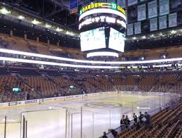 Boston Bruins Arena Seating Chart Td Garden Loge 15 Seat Views Seatgeek
