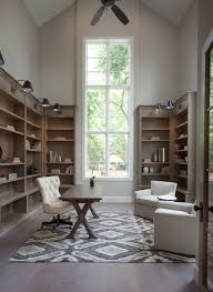 memorial country french transitional home office building home office