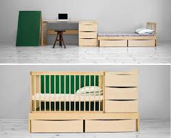 functional furniture design. multifunctional furniture that can be used from newborn to schoolchild functional design