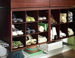 25 shoe cube organizer home storage and organization depot shoe cube organizer white closet maid