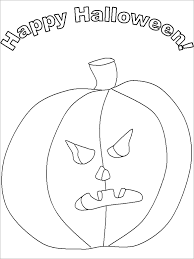 Free printable halloween coloring pages suitable for toddlers and preschool and kindergarten kids to print and color. 20 Halloween Coloring Pages Pdf Png Free Premium Templates