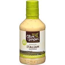 olive garden signature italian dressing 24 oz salad dressing meijer grocery pharmacy home more