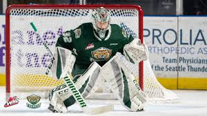 Silvertips goaltender Dustin Wolf named to USA Hockey's National Junior  Team – WHL Network