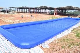 square above ground pool with deck. Square Pool Above Ground Custom Blue Color Largest Inflatable Water . With Deck