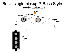 need help in wiring an vintage circuitry from an p style bass from