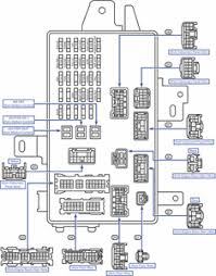 1990 1995 toyota camry fuse box diagram 2003 Toyota Camry Fuse Diagram 2003 Tundra Fuse Box Diagram