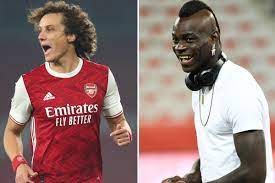 Ex-Arsenal ace David Luiz being lined-up to play alongside Mario Balotelli  at Adana Demirspor on free transfer – Football Reporting