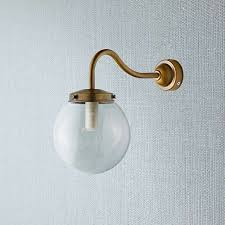 using designer lighting in a bathroom