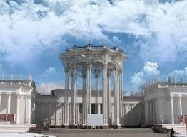 Картинки по запросу вднх павильон узбекистана