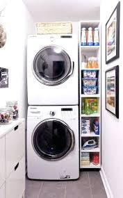 washer dryer closet ideas laundry closets ideas chic laundry closet ideas best stacked washer dryer ideas