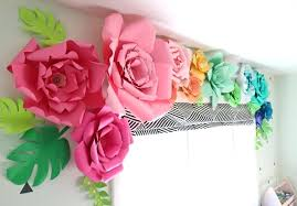 how to make paper flowers d paper flower crafts paper flowers d paper flower making