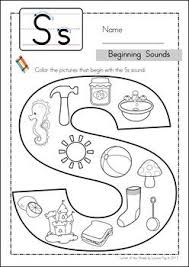This product is to support jolly phonics teaching and is not a product or endorsed by jolly phonics/j. Phonics Letter Of The Week S Phonics S Phonics Preschool Letters