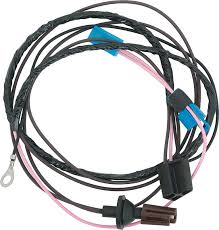 gm truck parts electrical and wiring classic industries 74 truck tach harness w hei