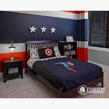 Captain America Bedroom Ideas