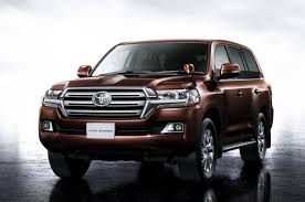 2019 Toyota Land Cruiser Review, Release Date, Redesign, Engine ...