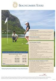 Golf In Mauritius ! Have a look at this... - Hilary Riley - Travel  Counsellor | Facebook