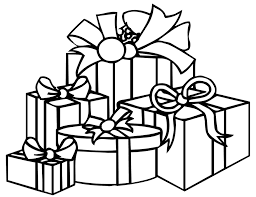 Gift Tag Coloring Page Presents Coloring Pages Best Coloring Pages For Kids