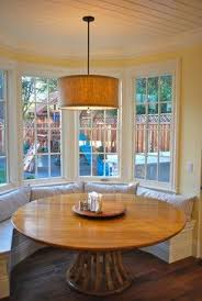 kitchen bay window seat. Contemporary Window Bay Window Kitchen Nook  Kitchen Seat Design Ideas Pictures  Remodel And Intended Bay Window Seat