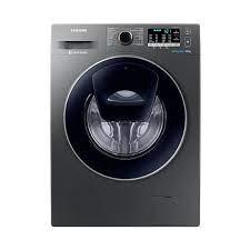 Máy Giặt Samsung cửa trước 9kg (WW90K54E0UX/SV) chính hãng